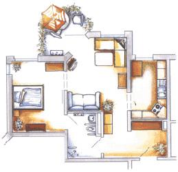 wohnen f r k rperbehinderte menschen in deutschland stiftung myhandicap. Black Bedroom Furniture Sets. Home Design Ideas